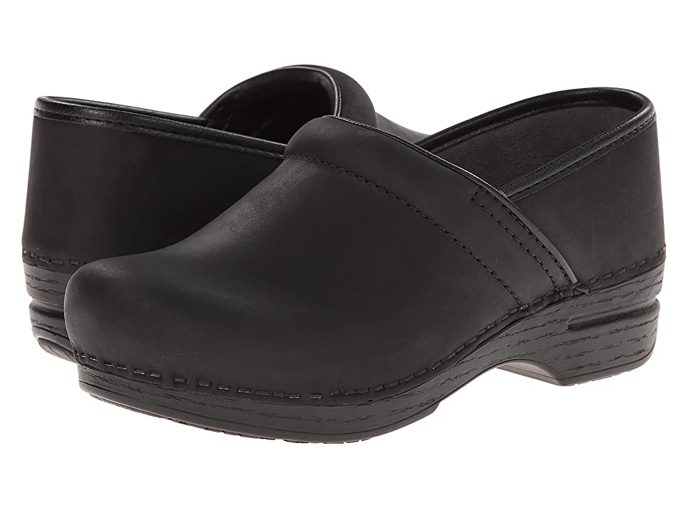 Dansko Pro XP Waterproof (Black Oiled) Women