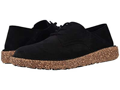 Birkenstock Gary (Black Suede) Men