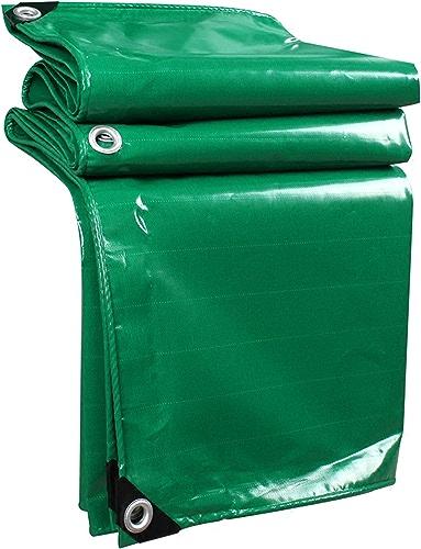 DONGYUER Couteau grattant Gros Camion bache imperméable à l'eau Solaire imperméables en Tissu Pluie bache Abat-Jour Toile Hangar Tissu Tente Pluie Gear,3  5m
