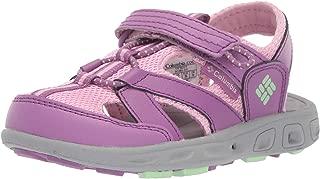 Columbia Unisex Childrens TECHSUN Wave Sport Sandal northern lights, key west 11 Regular US Little Kid