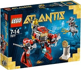 LEGO Atlantis 7977 Robot de Exploración Submarino