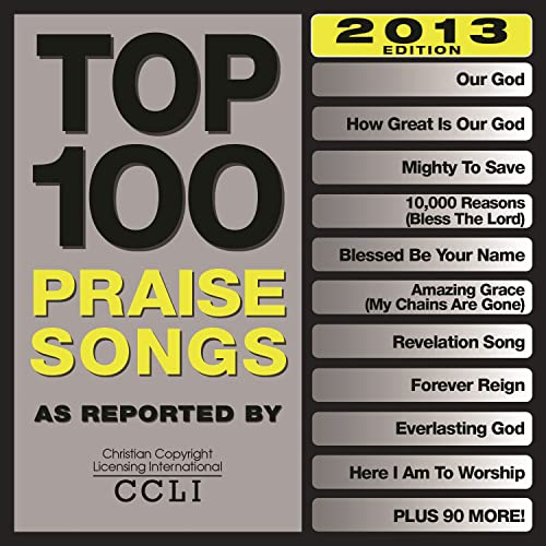 top 20 christian songs 2013