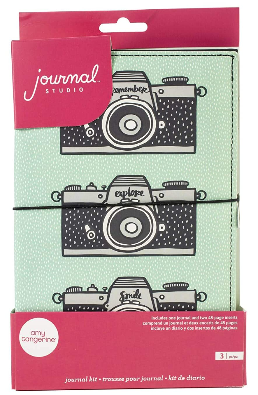 American Crafts 349355 Camera Kit, Multi