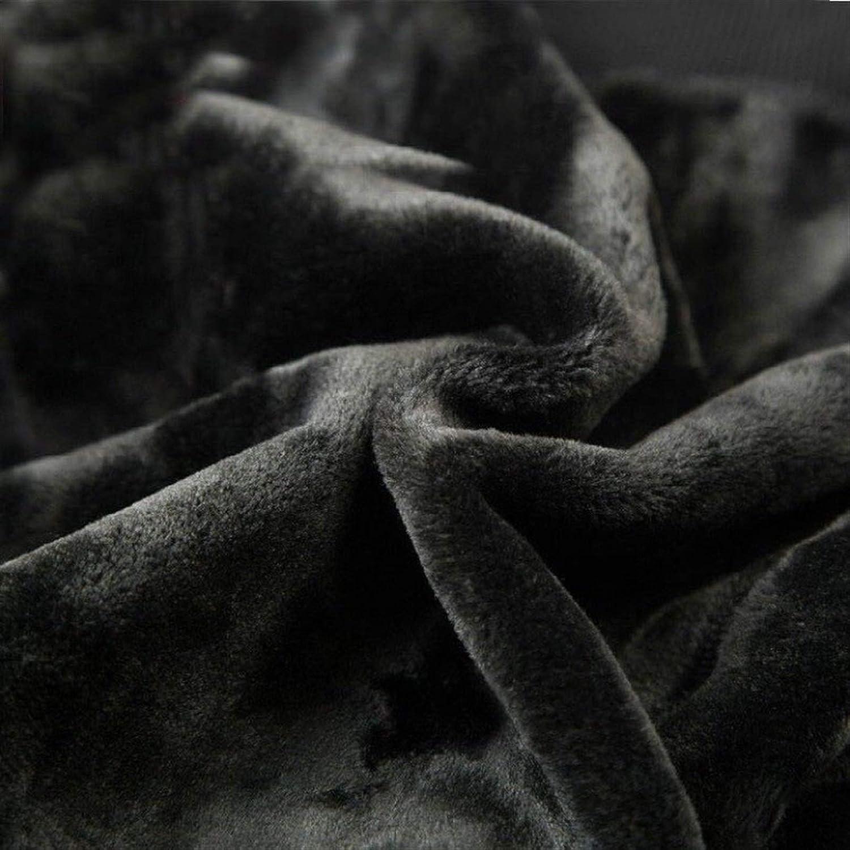 Grande Taille Doublure en Velours Chaud Thermique pour Hommes Leggings Taille Haute TTSDRD Leggings dhiver pour Hommes