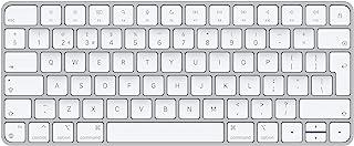 Apple Magic Keyboard (Ultimo Modelo) - Inglés británico - Plata