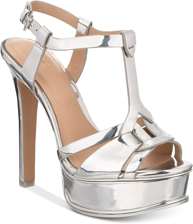 Aldo Womens Chelly Heeled Sandal