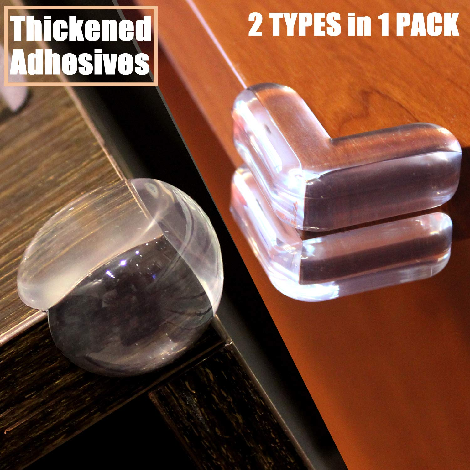 Protectors Thickened Adhesive Ball Shaped Furniture
