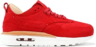Women's WMNS Air Max 1 Royal, Gym Red/Gym Red - Summit White, 6.5 M US