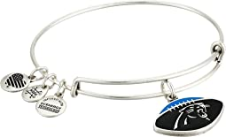 Color Infusion Carolina Panthers Football II Bangle