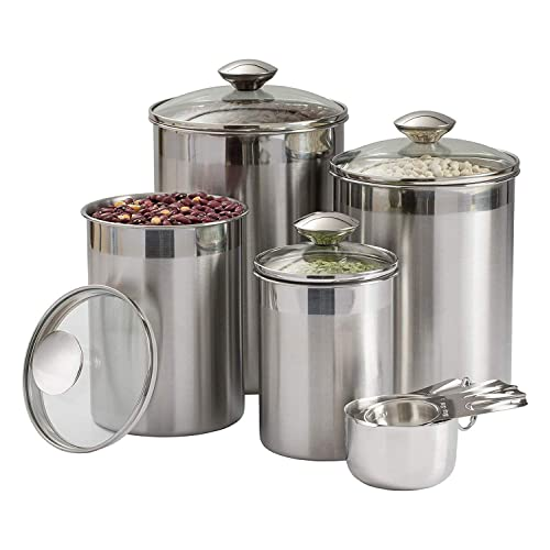 Canisters Sets for The Kitchen: Amazon.com