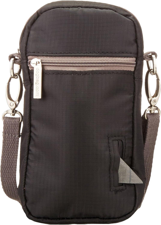Piggie Walk Bags CBBLACK Black Cross Body Plus One G  Tie Handle Refull Roll