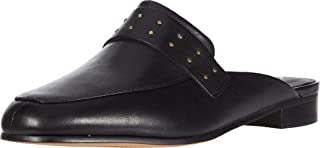 Clarks Pure Mule Black Leather 8.5