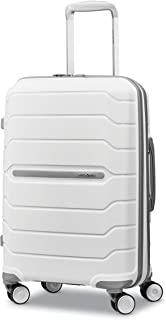 Freeform Expandable Hardside Luggage with Double Spinner...