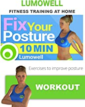 Fix Your Posture. Exercises to improve posture
