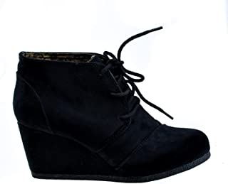 City Classified Rex Womens Wedges