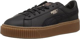 PUMA BASKET PLATFORM EUPHORIA GUM Women's Sneaker
