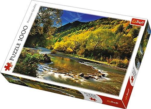 comprar nuevo barato TREFL 10317 Puzzle Puzzle Puzzle Puzzle - Rompecabezas (Puzzle Rompecabezas, Niños y Adultos, Arrow River, New Zealand, Niño niña, 12 año(s), Interior)  más descuento