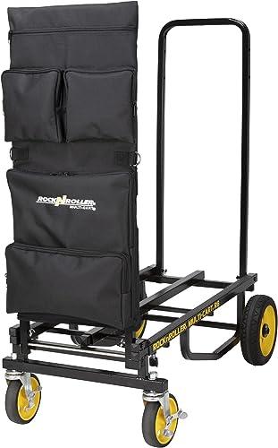 Rock-N-Roller Medium Multi-pocket Tool/Accessory Bag fits R8, R10, R12 Multi-Carts