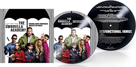 The Umbrella Academy: Original Series Soundtrack - Exclusive Limited Edition Picture Disc Vinyl LP