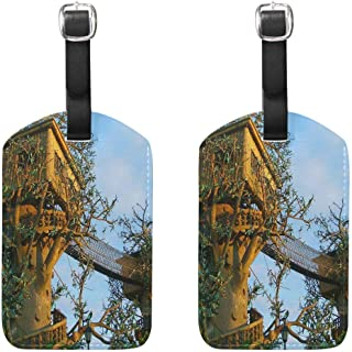 luggage tag design