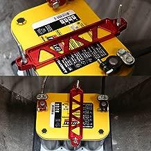 DNA MOTORING Batt-Long-RD Battery Tie Down Mount Bracket