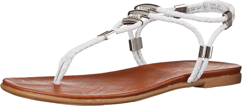 Madden girl Women's Flexii Flat Sandal