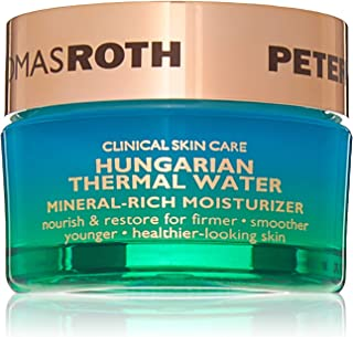 Hungarian Thermal Water Mineral-Rich Moisturizer, Hydrating Facial Moisturizer with Botanicals for Fine Lines