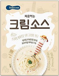 BeBecook Junior's First Yummy Cream Sauce, 100 Gram (Pack of 2)