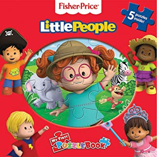 Ravensburger My First Puzzle Book : Fisher Price Little People