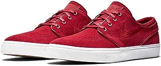 Men's Zoom Stefan Janoski Skate Shoe (11.5 M US, Team Crimson/Team Crimson)