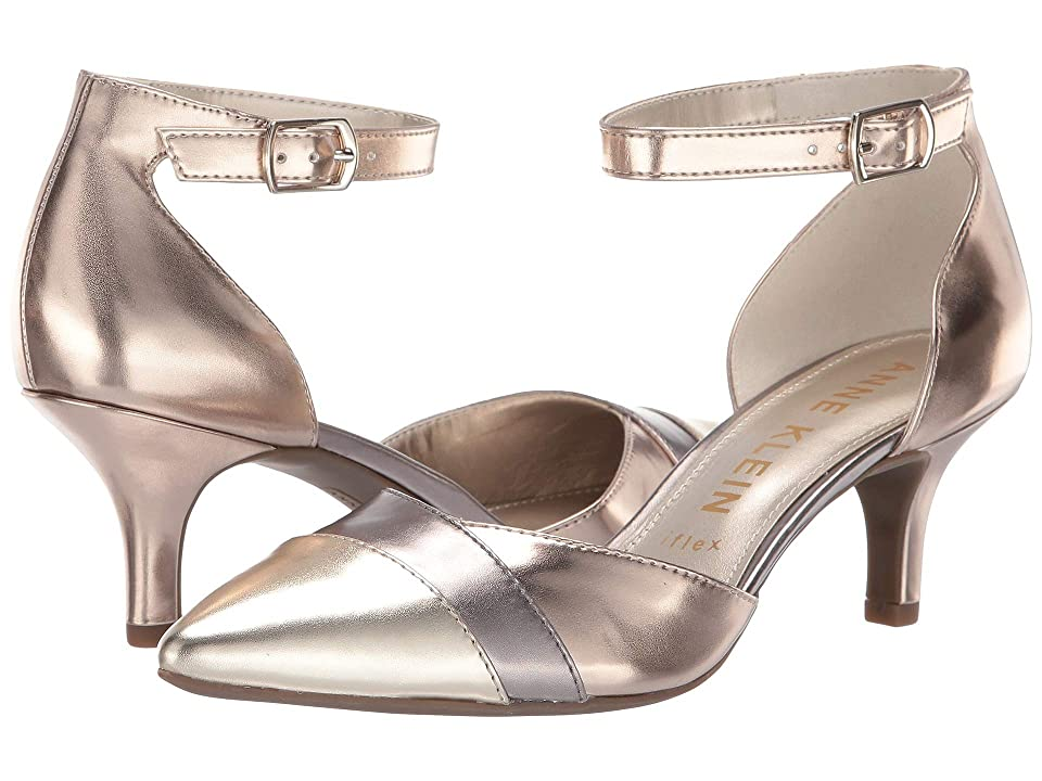 Anne Klein Fritsie Pump (Metallic Multi) Women