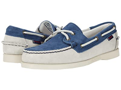 Sebago Portland Jibs Flags (Blue/Off-White) Men