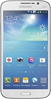 Samsung I9200 Galaxy Mega 6.3 Inch Dispaly, 3G, 6MP, 8GB, Jelly Bean Factory Unlocked World Mobile Phone - White