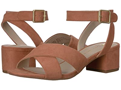 Seychelles Smell the Roses (Peach/Suede) Women