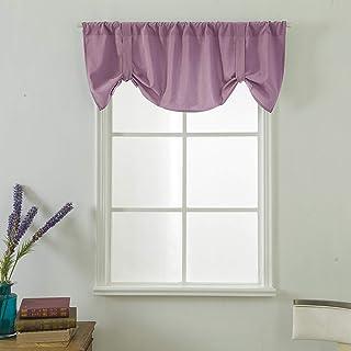Amazon.com: purple window valance