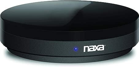 NAXA Electronics NSH-500 Universal Smart Remote, Black