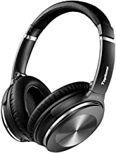 Active Noise Cancelling Headphones, Toptone Foldable...