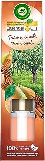 Air Wick Varitas Perfumadas - Ambientador Mikados, Esencia Para Casa con Aroma a Pera y canela - 40 ml