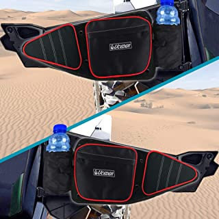 Pool Spa Part RZR Side Door Bags fits for polaris RZR XP 1000 900XC S900 Storage Bag with Knee Protection Pad