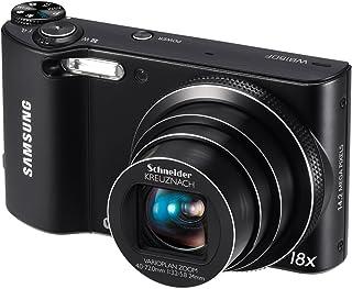 Samsung WB150F Long Zoom Smart Camera - Black (ECWB150FBPBUS) (Discontinued by Manufacturer)