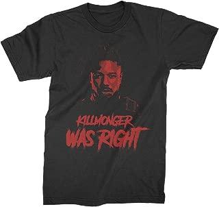 killmonger t shirt