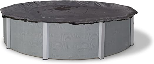 Blue Wave 12-ft Round Rugged Mesh Above Ground Pool Winter Cover