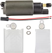 Electric Fuel Pump, High Performance with Installation Kit Strainer Replacement for Ford Contour F-250/350 F-450/55 Super Duty Mercury Montego E2312