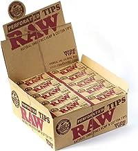 Raw Caja Entera precintada de filtros cáñamo y algodón