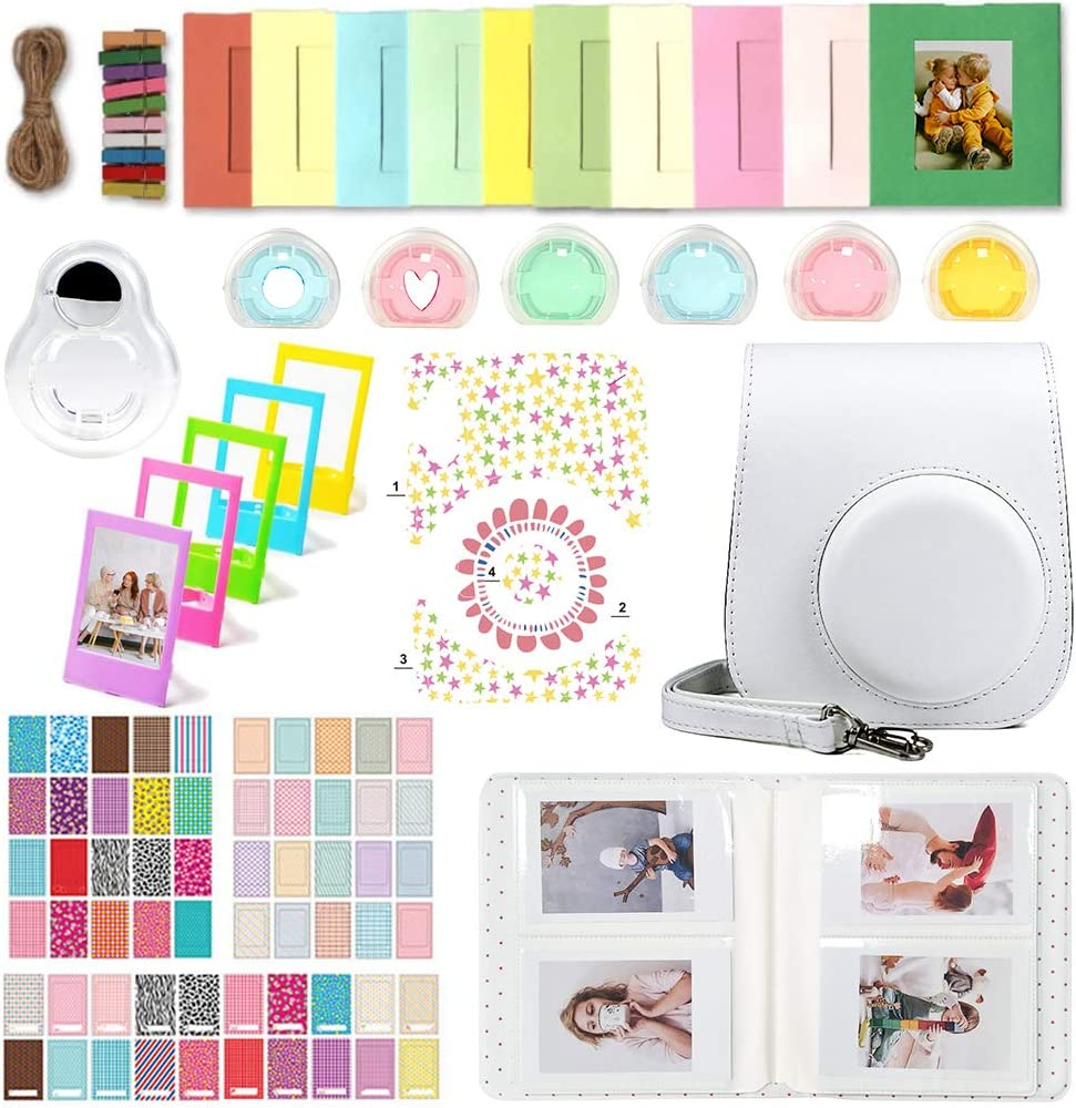 Wogozan Instant Camera New color Accessories with Inst Compatible Fujifilm Don't miss the campaign