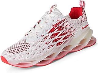 Scarpe da ginnastica sportive da uomo e donna, per jogging, palestra, fitness, scarpe da corsa, morbide, traspiranti, casu...