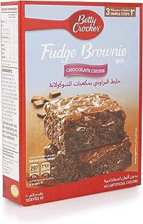 Betty Crocker Chocolate Chunk Supreme Brownie Mix - 500 gm