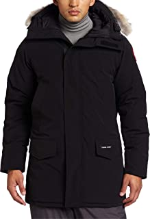 Canada Men's Luxury Fashion Langford Parka Cpat Goose Feather Down Jacket