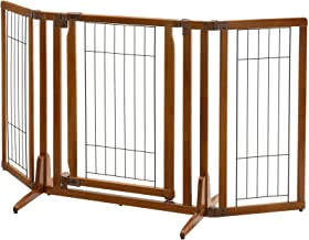Best free standing gate with door Reviews