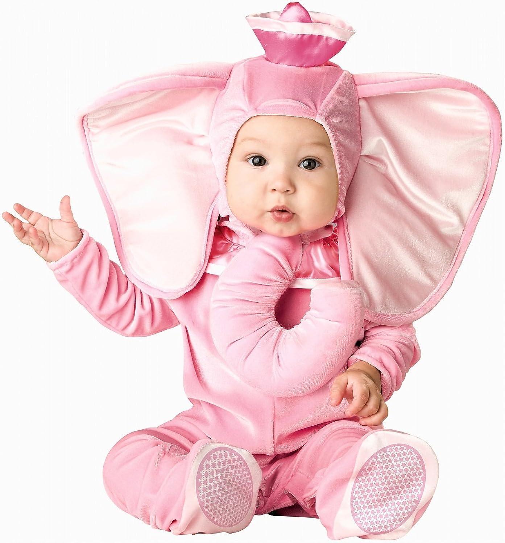 InCharacter Baby Pink Elephant Costume